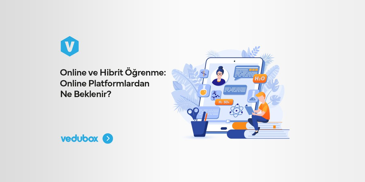 Online ve Hi̇bri̇t Öğrenme: Online Platformlardan Ne Bekleni̇r?
