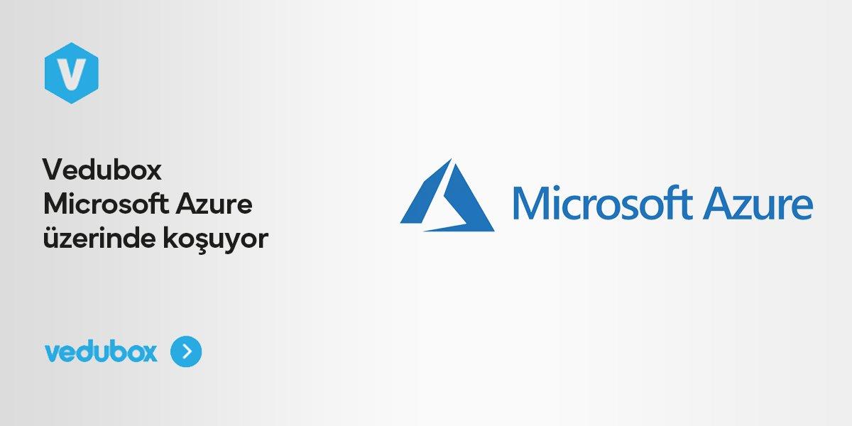 Azure üzerinde koşan eğitim ve iletişim sistemi Vedubox ile tanışın